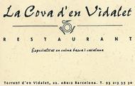 Restaurante_-_gracia_-_la-cova-d-en-vidalet_-_visitenkarte.JPG