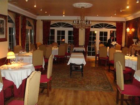 Restaurante el cenador de salvador moralzarzal - Spa moralzarzal ...